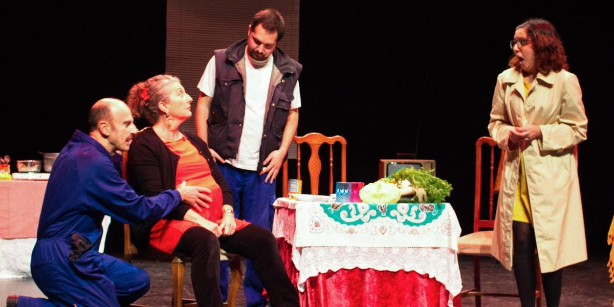 Curso de interpretación teatral