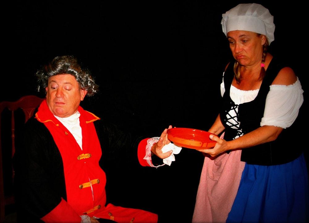 Actores de teatro