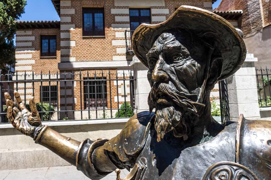 El Quijote, parte del Siglo de Oro Español
