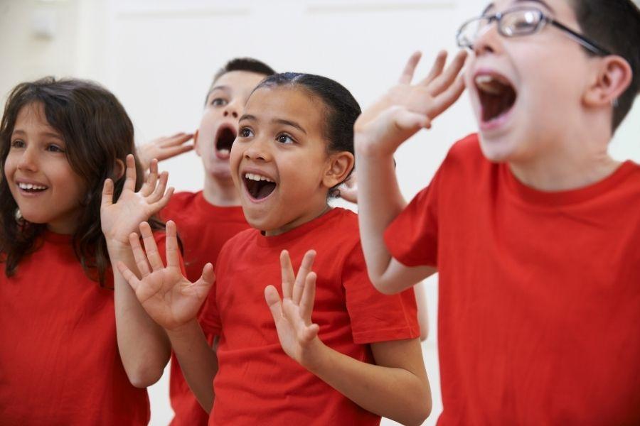 Clases de teatro en Málaga para niños