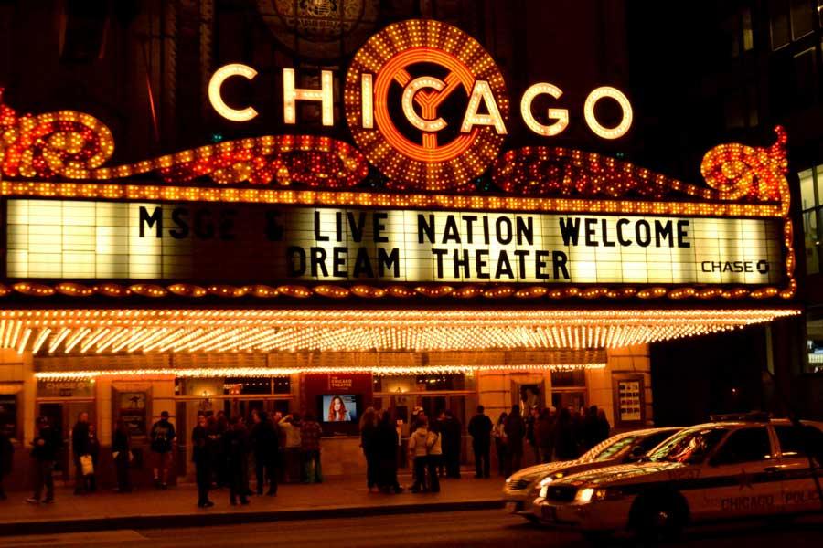 Los teatros musicales más famosos del mundo