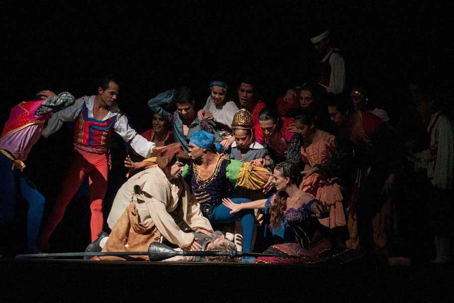 Los orígenes del teatro musical